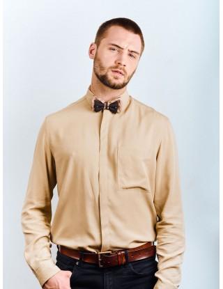noeud-papillon-fait-main-france-couleur-beige-marron-motif-palmier-collection-james-dean-giant