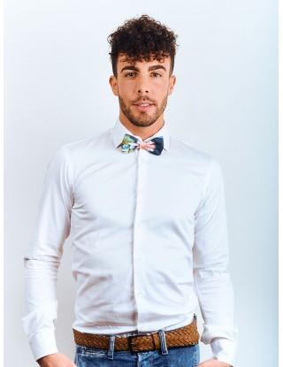 noeud-papillon-fleuri-bleu-vert-rose-coton-homme-mariage-ete