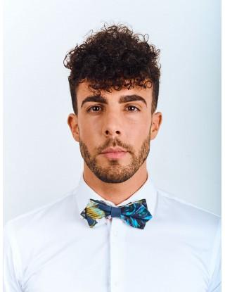noeud-papillon-fleuri-bleu-forme-pointe-deja-noue-homme-mariage-ete